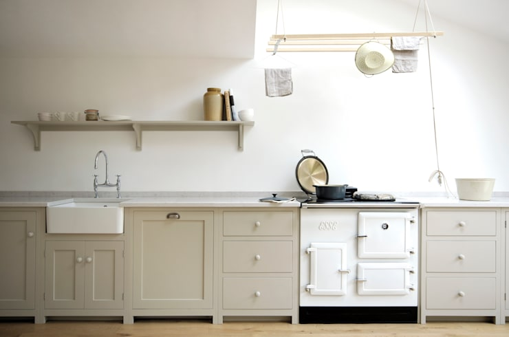 The Kew Shaker Kitchen by deVOL:  Kitchen by deVOL Kitchens
