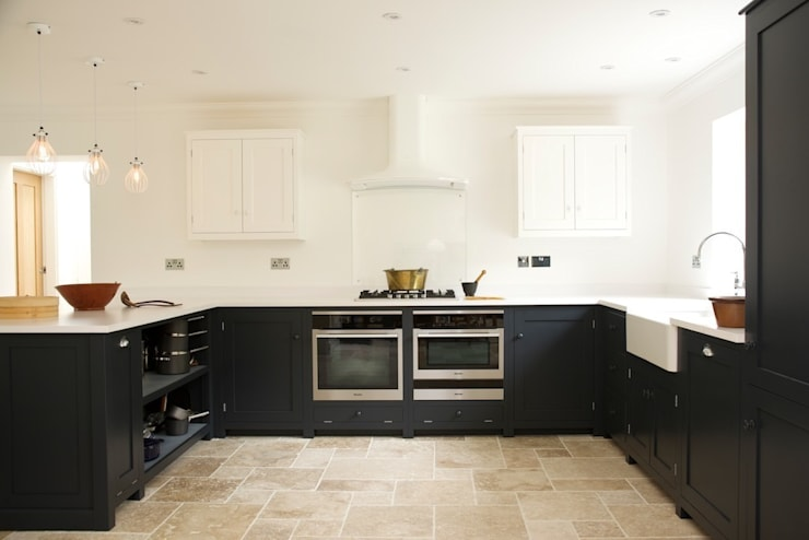 modern Kitchen by Floors of Stone Ltd
