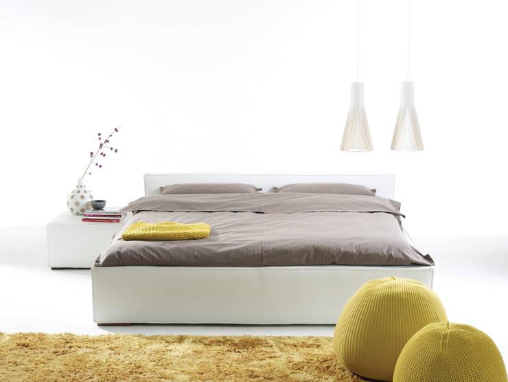 غرفة نوم تنفيذ STREIF Haus GmbH