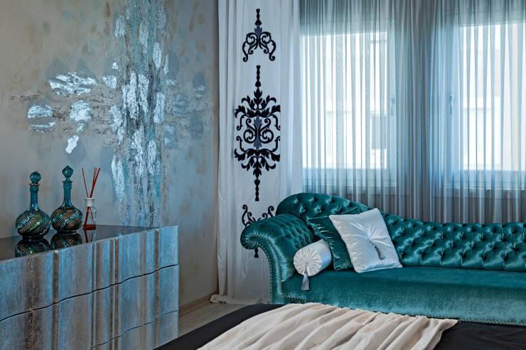 Bedroom by Mimoza Mimarlık