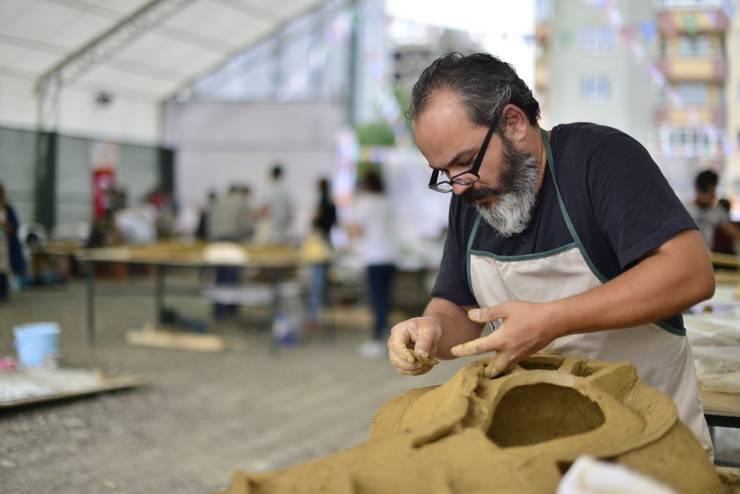 Eskişehir Tepebaşı Belediyesi – Eskişehir Tepebaşı Belediyesi Uluslararası Pişmiş Toprak Sempozyumu:  tarz Sanat