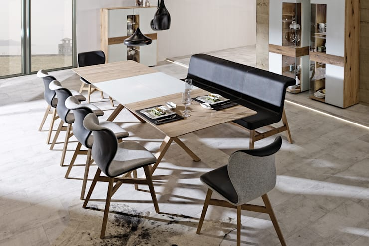 Hervorragend Modern Dining Room By Voglauer Möbelwerk Gschwandtner U0026 Zwilling GmbH U0026 CoKG