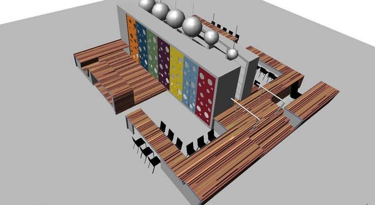 Ontdekruimte Basisschool ontwerp:   door Leonardus interieurarchitect