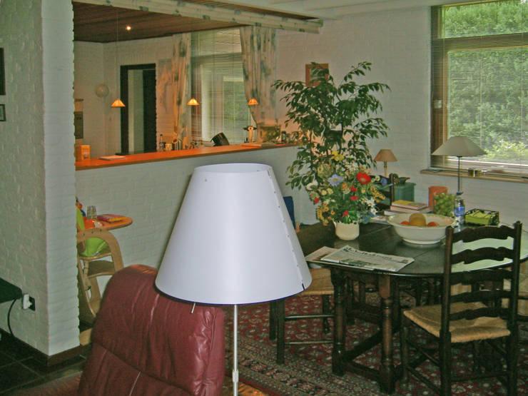 Keuken voor verbouwing:   door Leonardus interieurarchitect