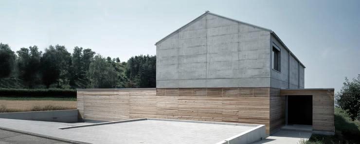 Wohnhaus H:  Häuser von Matthias Maurer Architekten