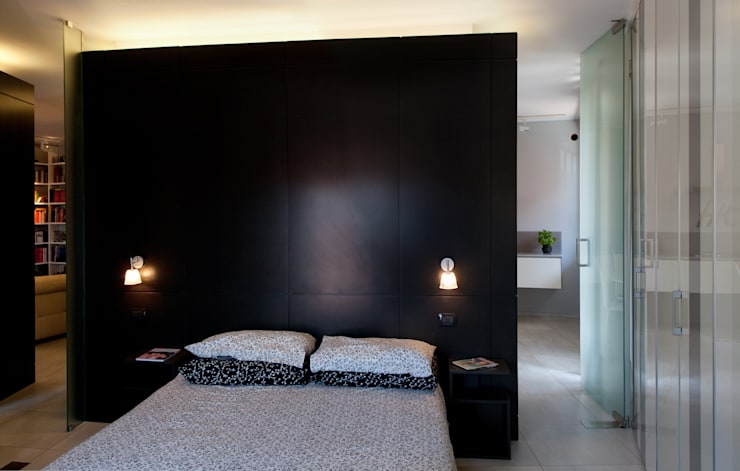 Camera da letto: Camera da letto in stile in stile Moderno di Bodà