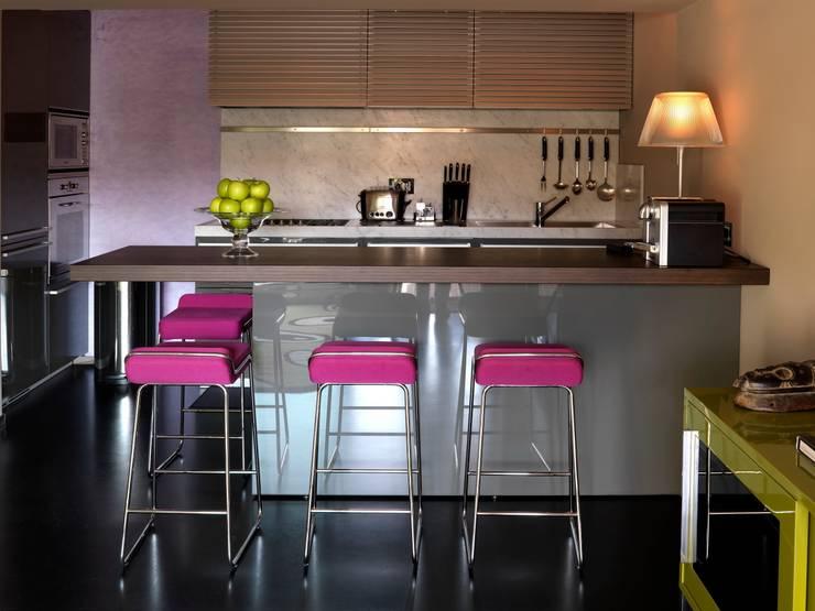 Sgabelli di design: la cucina ha una marcia in più