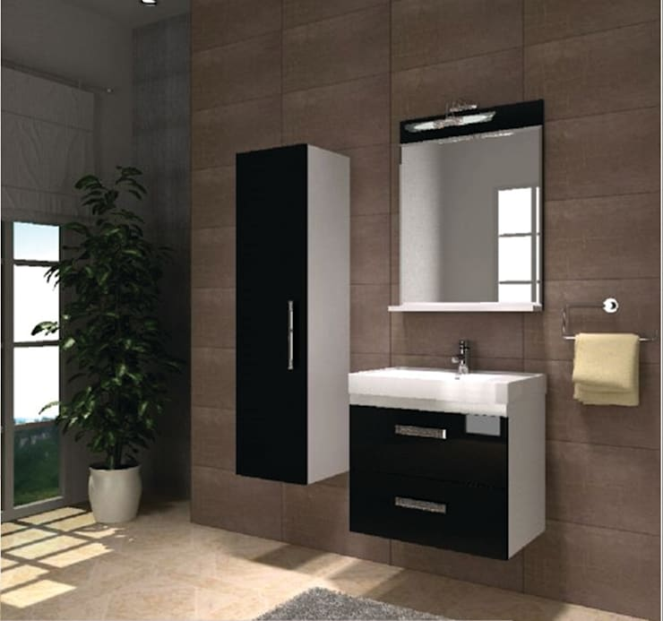 ALFA &BANYO – ELİTT SERİ:  tarz Banyo