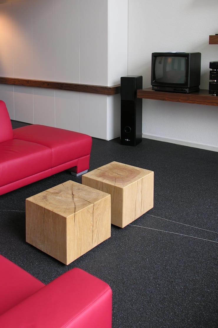 Woonkamer Moderne woonkamers van Leonardus interieurarchitect Modern