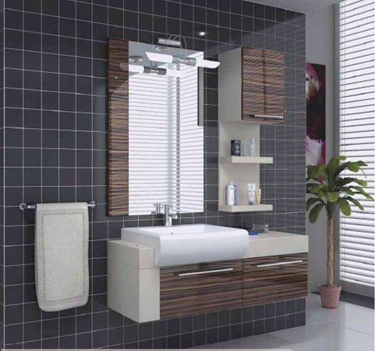 ALFA &BANYO – ARDIÇ 140 CM:  tarz Banyo