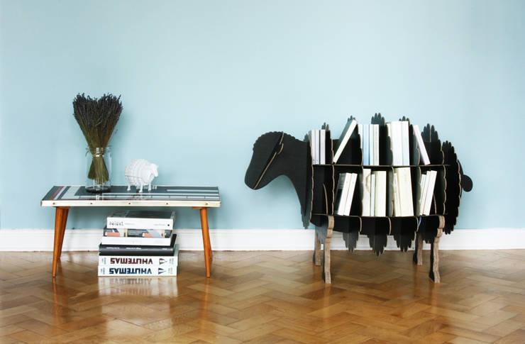 Stange Design:  tarz Oturma Odası