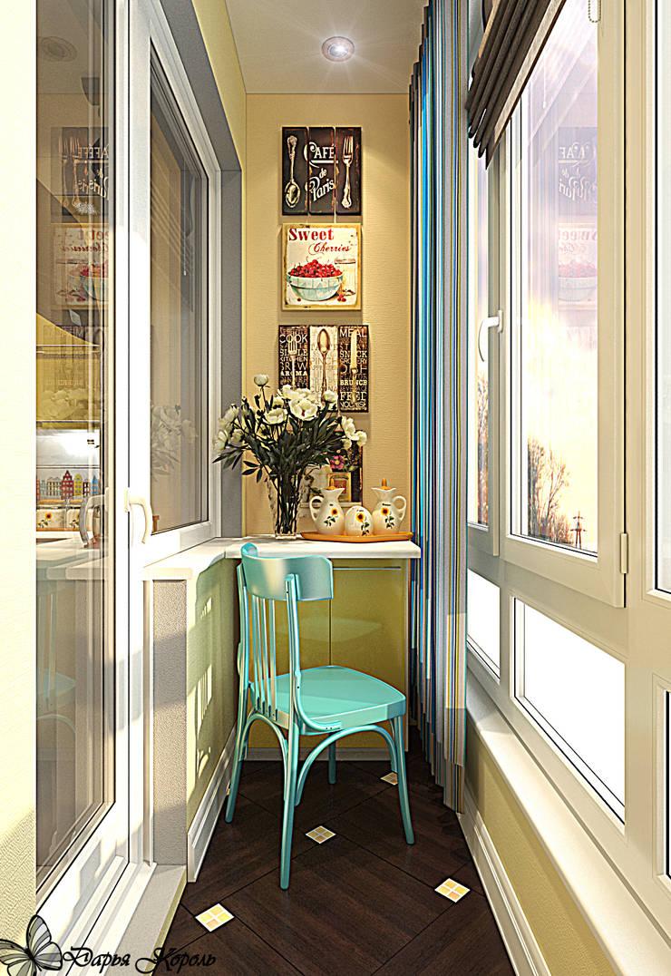 kitchen: Tерраса в . Автор – Your royal design