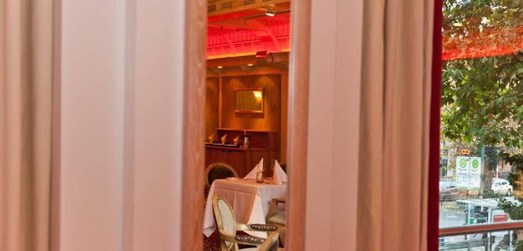 mit Spiegeln zaubern....:  Gastronomie von Dreiklang® Hotelkonzepte mit Charakter