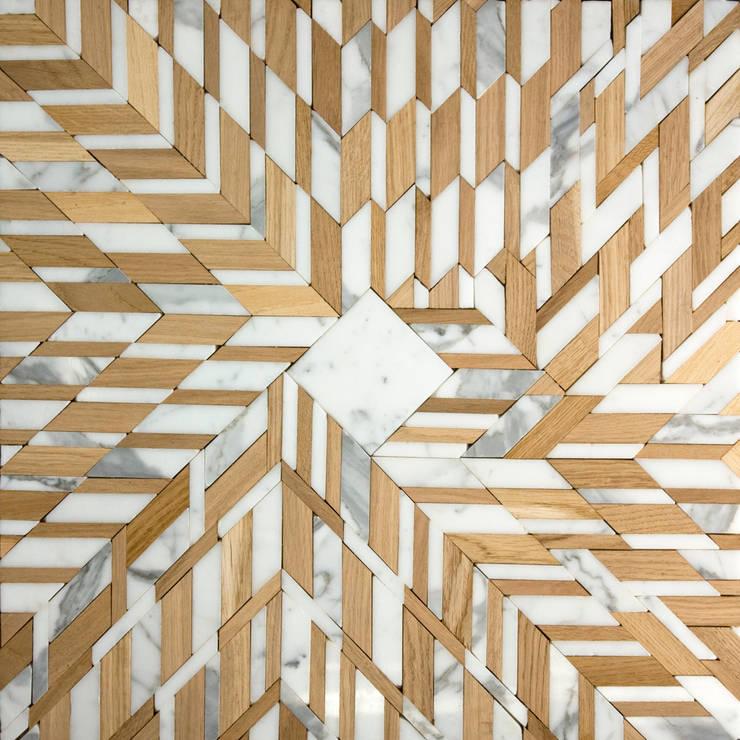 Oxymoron: Murs & Sols de style de style eclectique par atelier lilikpó