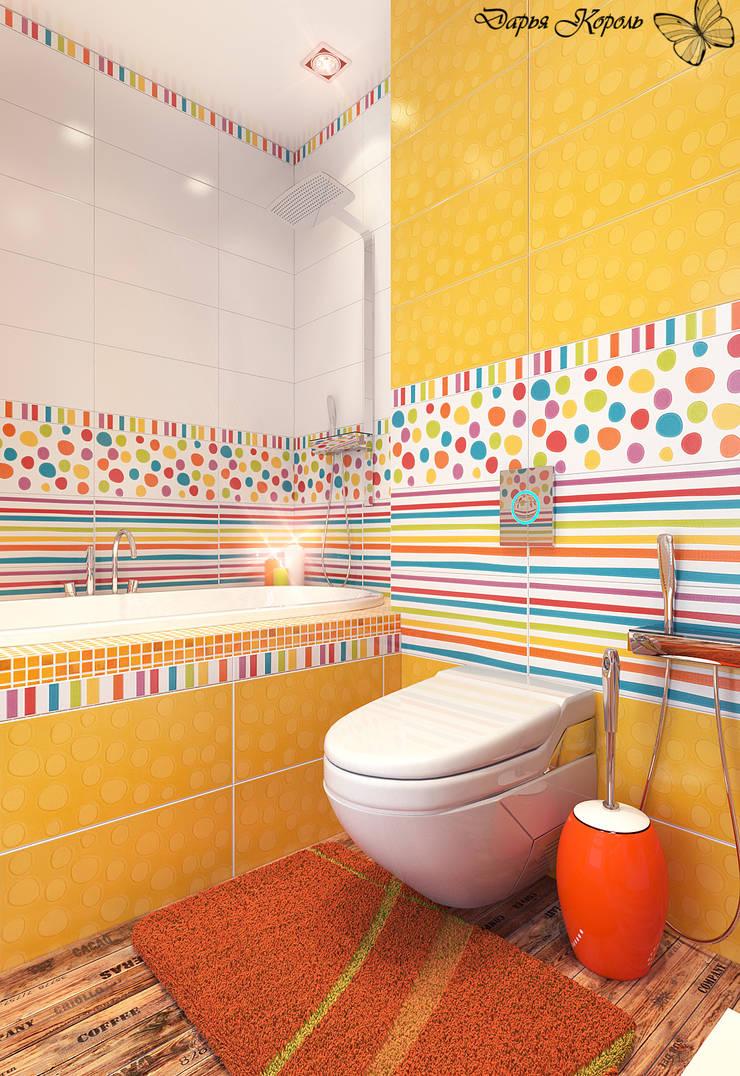 Minimalist bathroom by Your royal design Minimalist