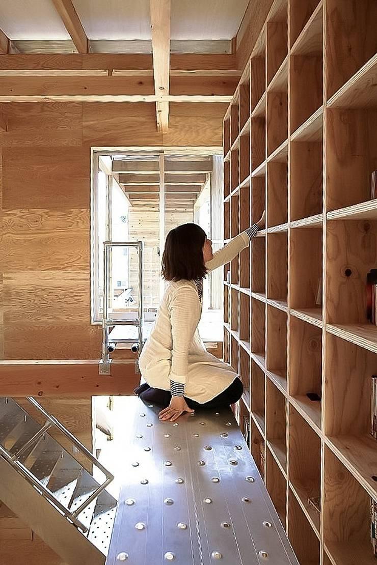 MST3-house.: AtelierorB  が手掛けた和室です。