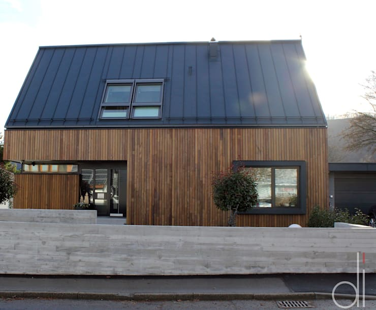 modern Houses by di architekturbüro