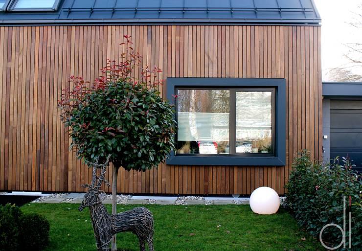 Projekty,  Domy zaprojektowane przez di architekturbüro