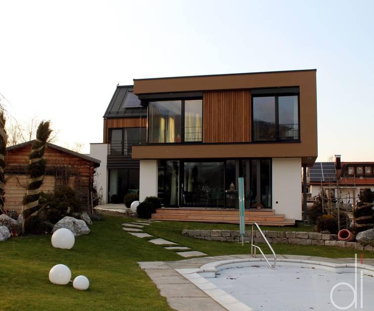Дома в . Автор – di architekturbüro
