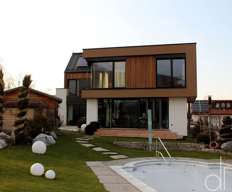 Houses by di architekturbüro