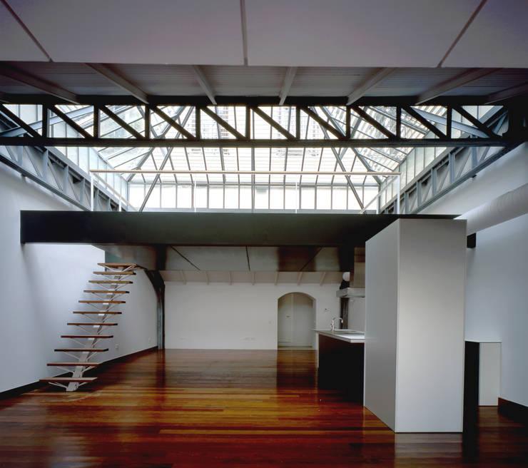 REHABILITACIÓN DE EDIFICIO CONDE DE ROMANONES. Madrid: Cocinas de estilo  de Beriot, Bernardini arquitectos