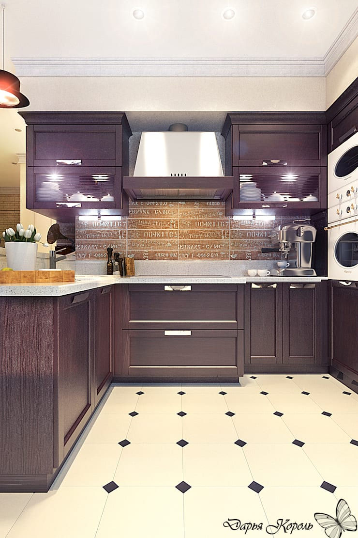 studio room : Кухни в . Автор – Your royal design