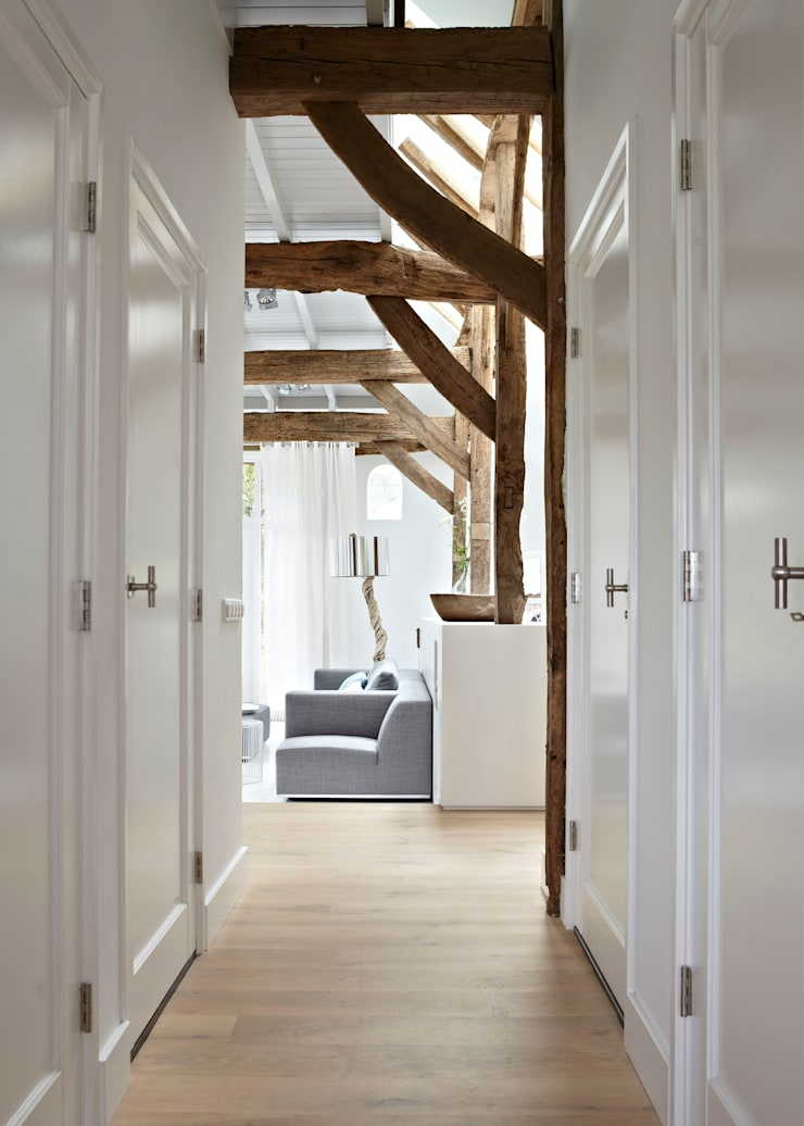 Corridor & hallway by reitsema & partners architecten bna, Country