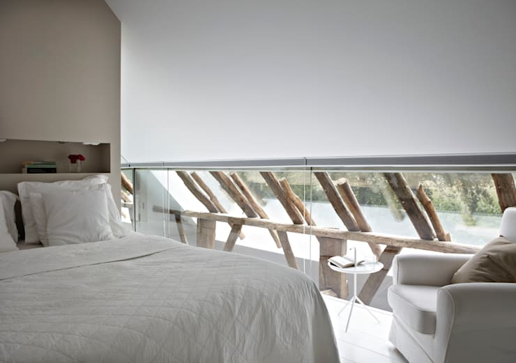 Bedroom by reitsema & partners architecten bna, Country