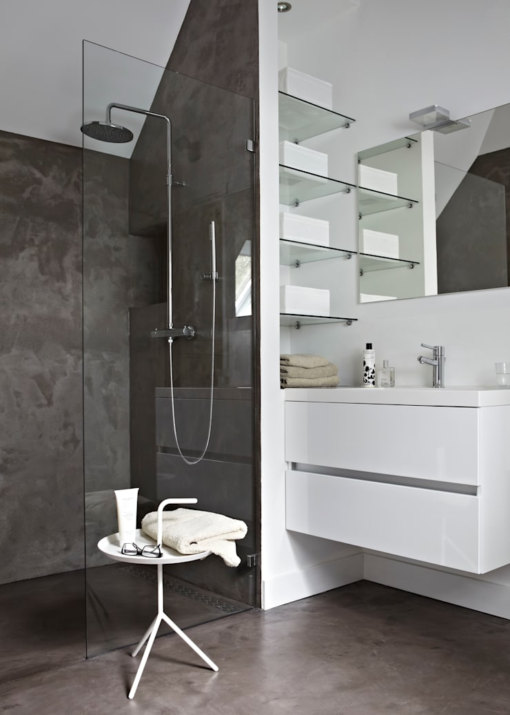 Bathroom by reitsema & partners architecten bna, Modern