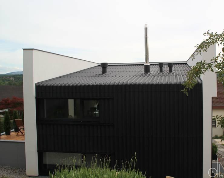 minimalistic Houses by di architekturbüro