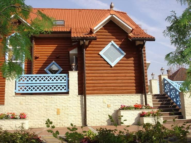 Дом: Дома в . Автор – архитектурная мастерская МАРТ