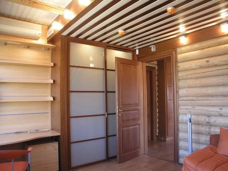 Дом: Спальни в . Автор – архитектурная мастерская МАРТ