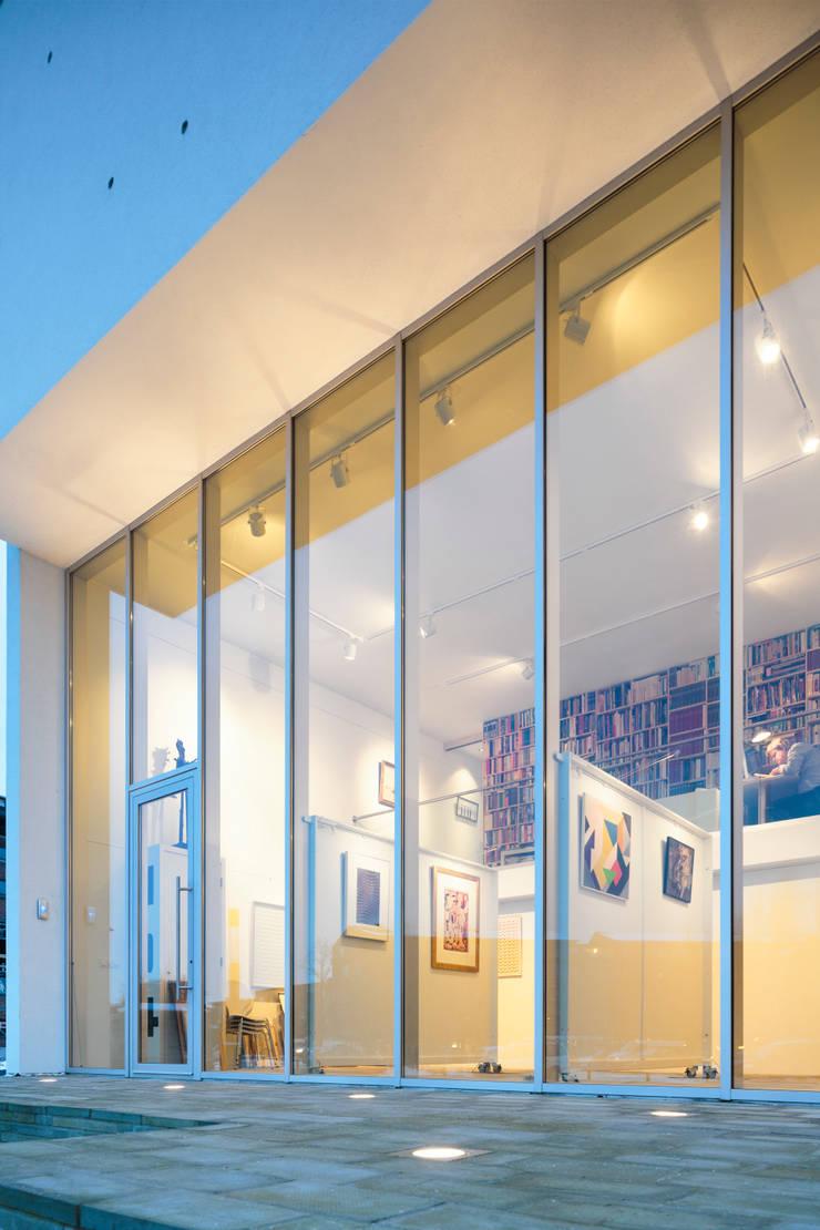 Galerie Roombeek:  Huizen door reitsema & partners architecten bna