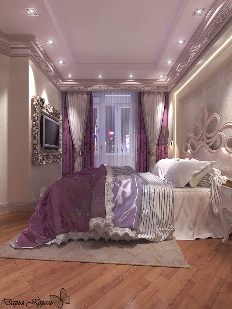 bedroom : Спальни в . Автор – Your royal design