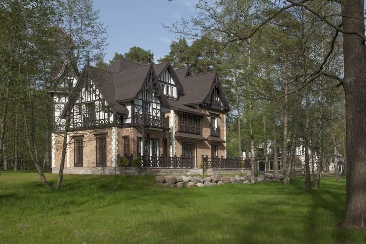 Дом: Дома в . Автор – STUDIOKORA