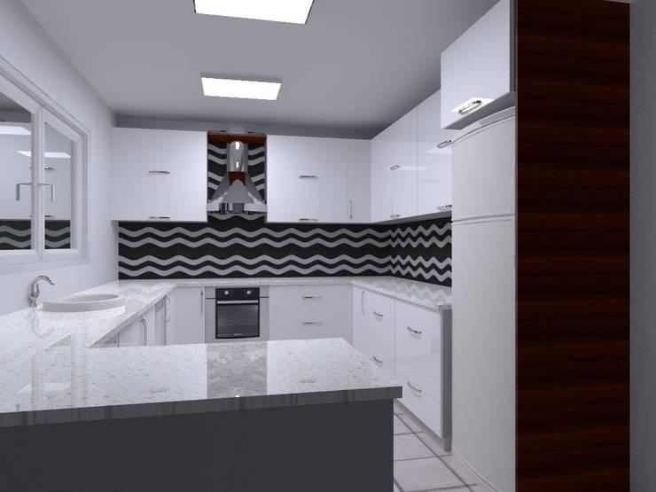 ALTİNELLER MUTFAK – mutfak:  tarz Mutfak