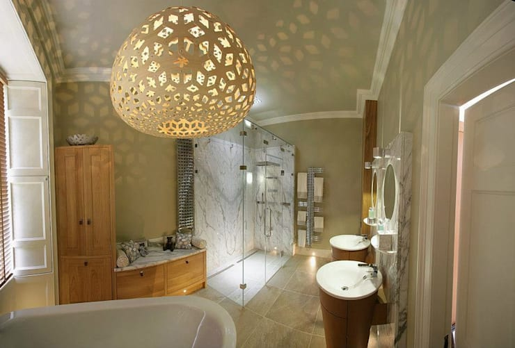 Bathroom by Sculleries of Stockbridge