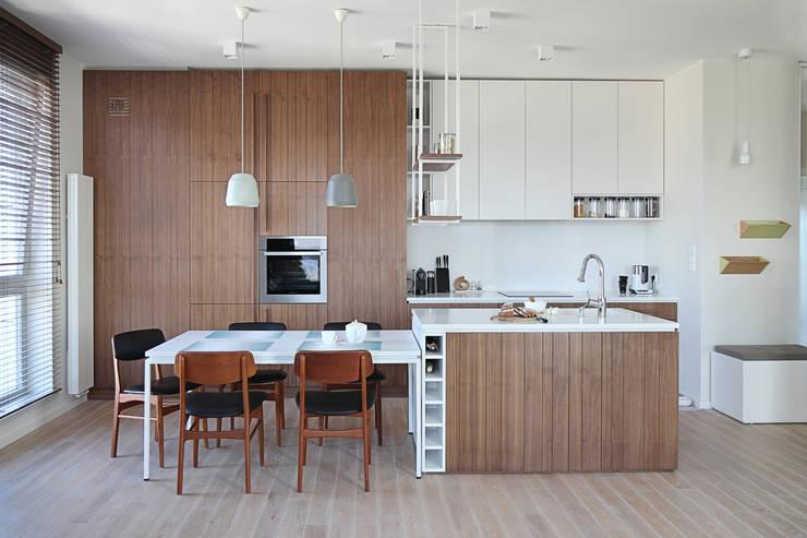 Keuken door PB/STUDIO