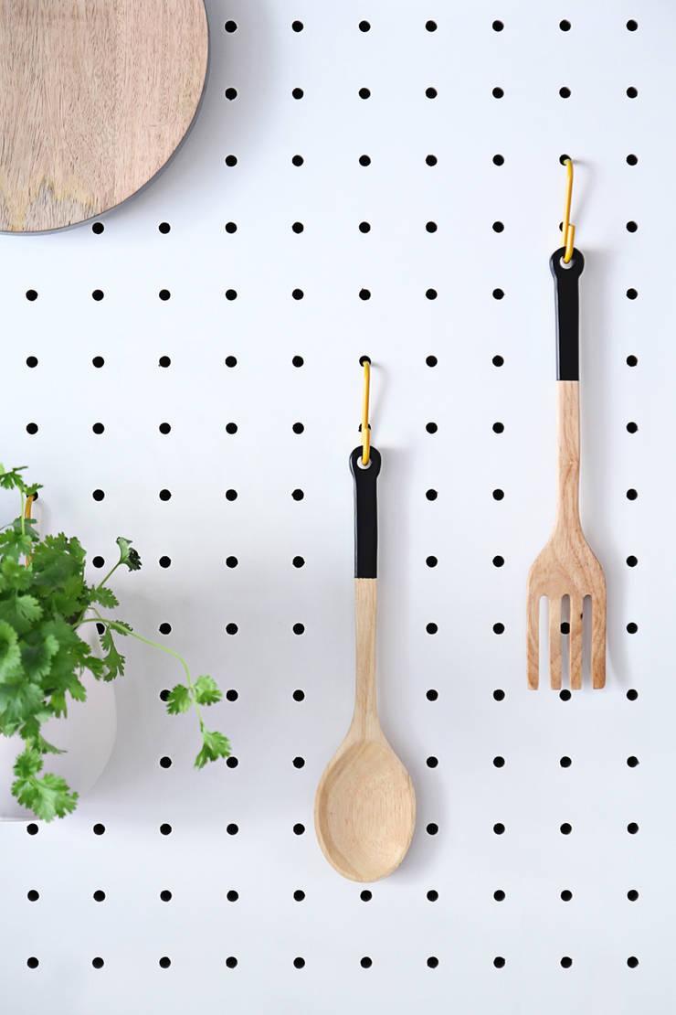 Kropka: styl , w kategorii Gastronomia zaprojektowany przez PB/STUDIO
