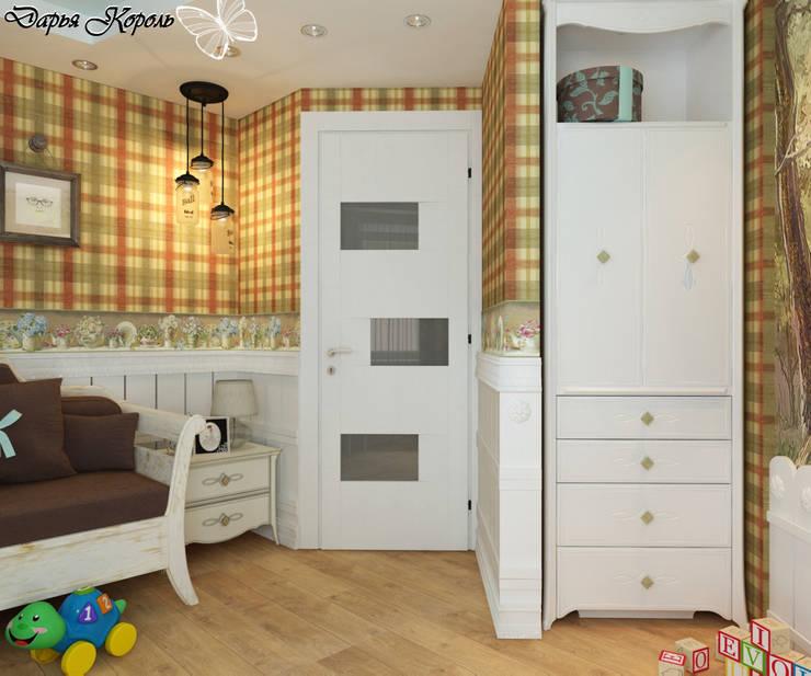 room for girls <q>Alice in Wonderland</q>: Детские комнаты в . Автор – Your royal design