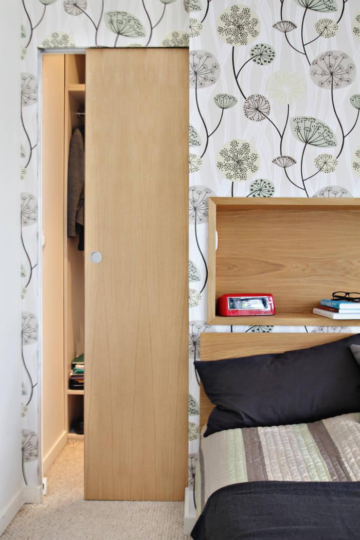 Dom MN: styl , w kategorii Sypialnia zaprojektowany przez PB/STUDIO,