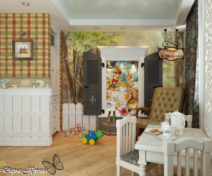 Kamar Bayi & Anak by Your royal design
