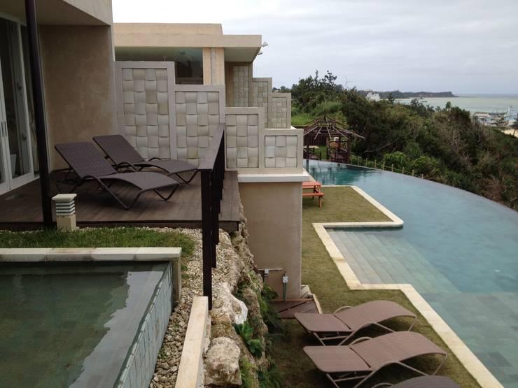 chillma: ㈱クロトンが手掛けたホテルです。,トロピカル