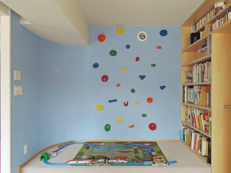 ステージのある家 すくすくリノベーション vol.4: 株式会社エキップが手掛けた子供部屋です。