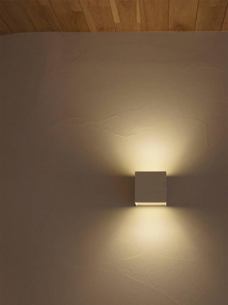 ステージのある家 すくすくリノベーション vol.4: 株式会社エキップが手掛けた壁です。,オリジナル