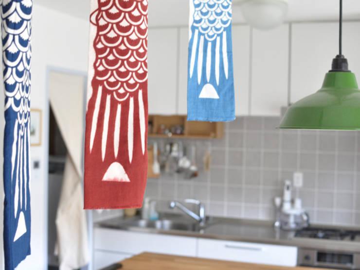 木のぬくもりに囲まれた家 すくすくリノベーション vol.3: 株式会社エキップが手掛けたキッチンです。,
