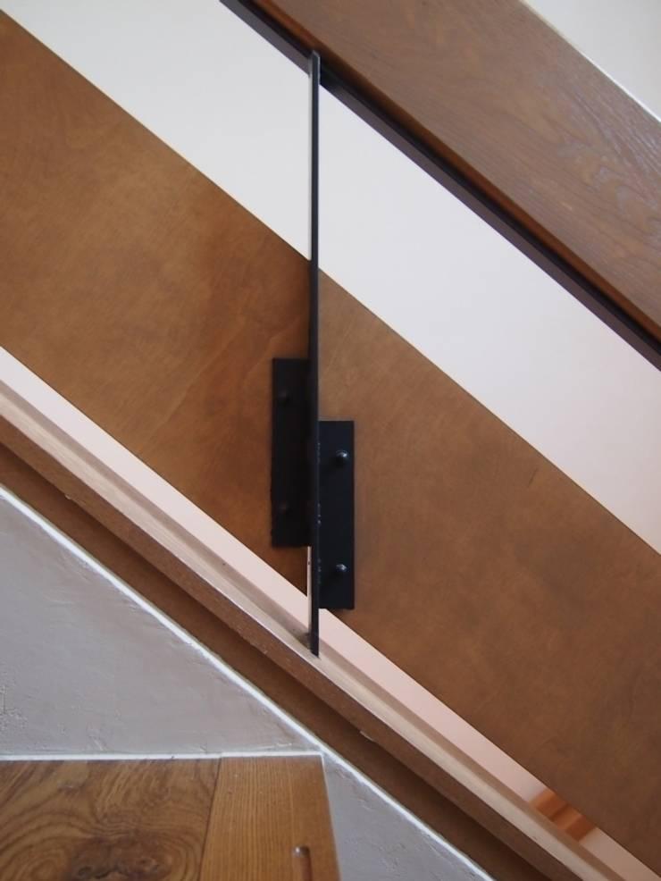 世代交代した家 すくすくリノベーション vol.2: 株式会社エキップが手掛けた廊下 & 玄関です。,