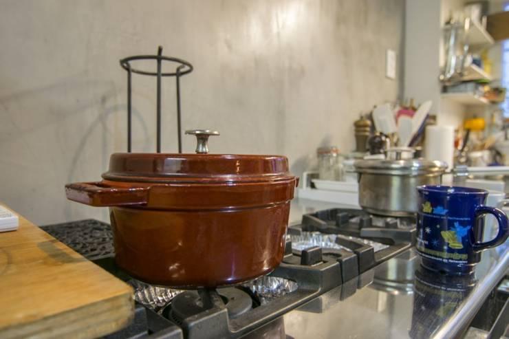 L'atelier de la Cuisine W: 株式会社エキップが手掛けたキッチンです。