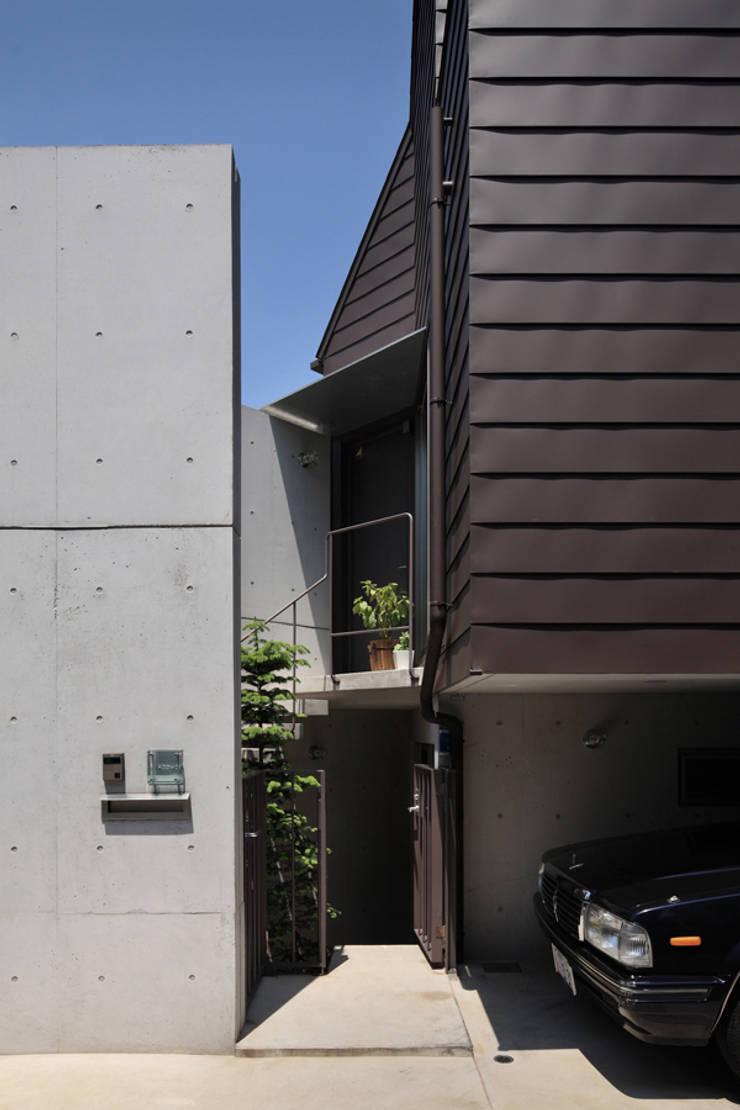 南台の家: 長浜信幸建築設計事務所が手掛けた家です。