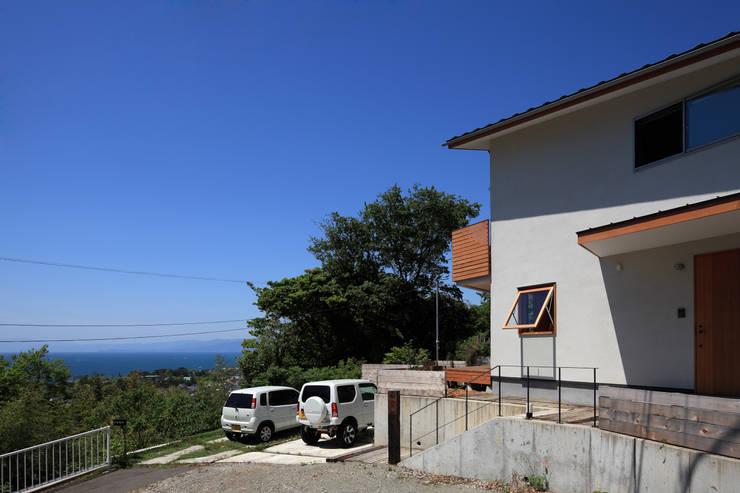 大磯の家: 長浜信幸建築設計事務所が手掛けた家です。